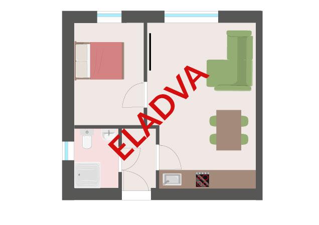 emelet 2. lakás