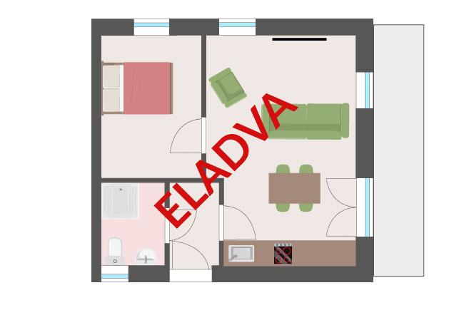 emelet 3. lakás