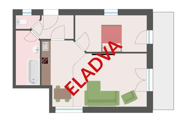 emelet 4. lakás