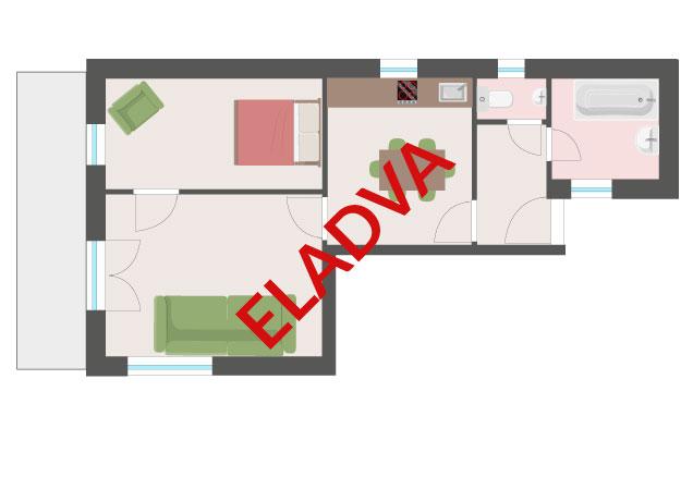 emelet 5. lakás